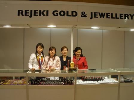 Surabaya International Jewellery Fair 2010