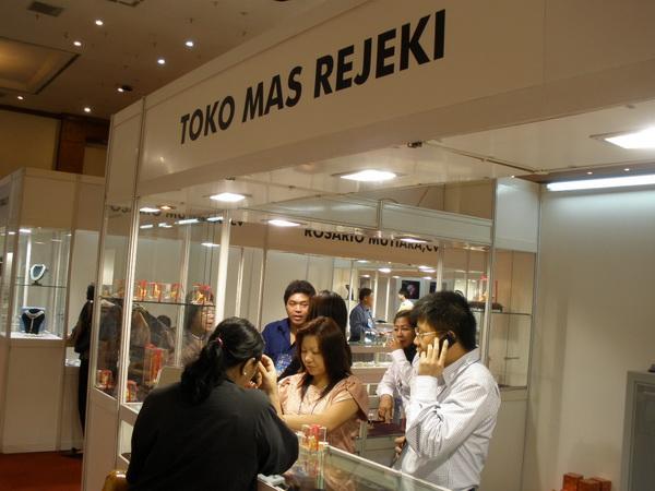 Jakarta International Jewellery Fair 2010