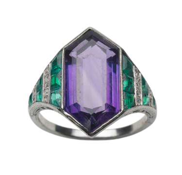 Rings with GemStone