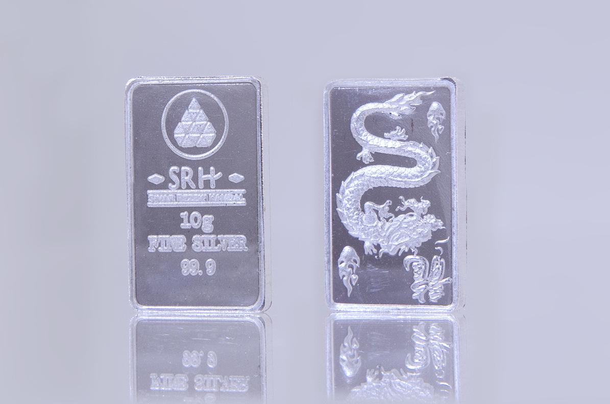 Perak 10 Gram