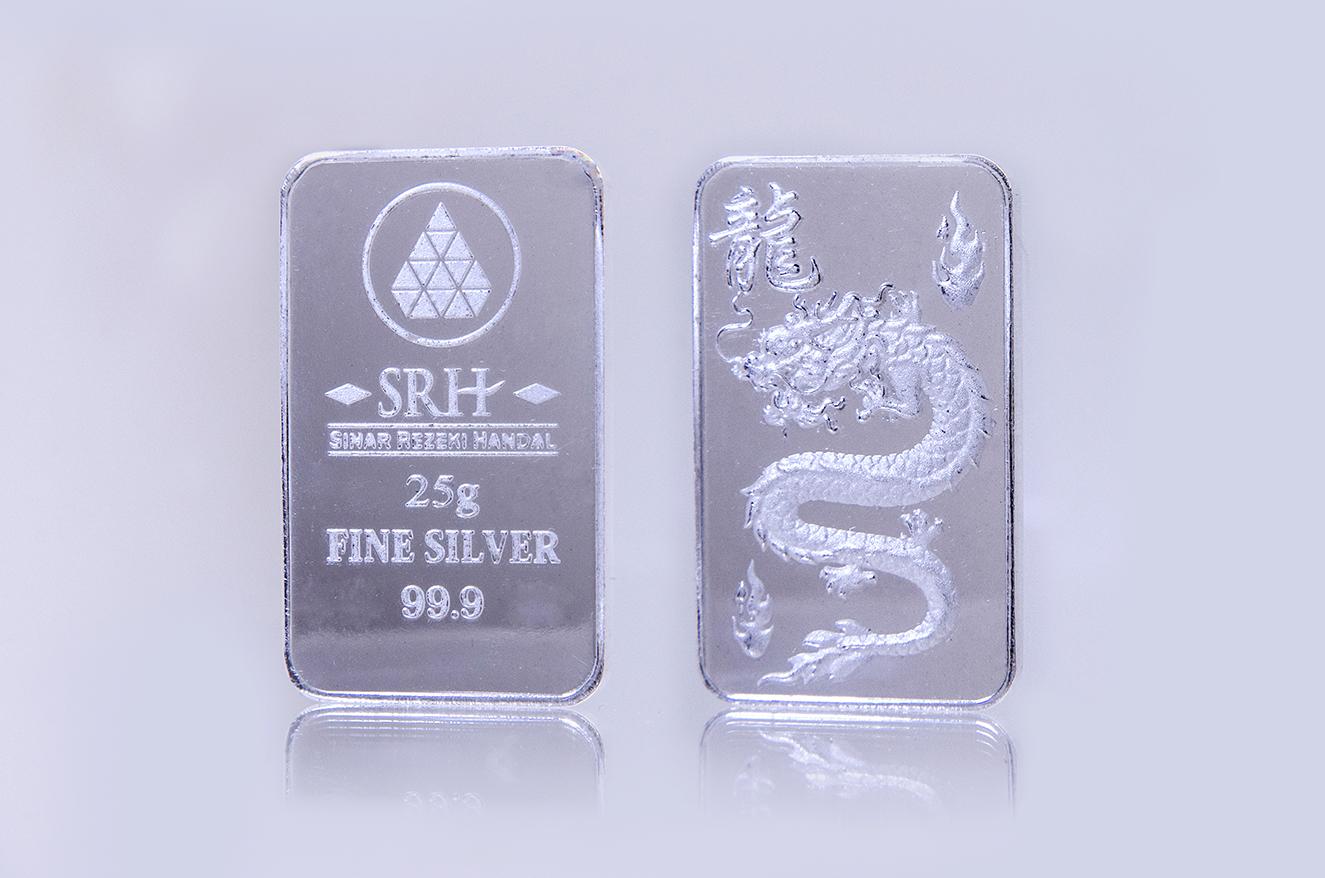 Perak 25 Gram