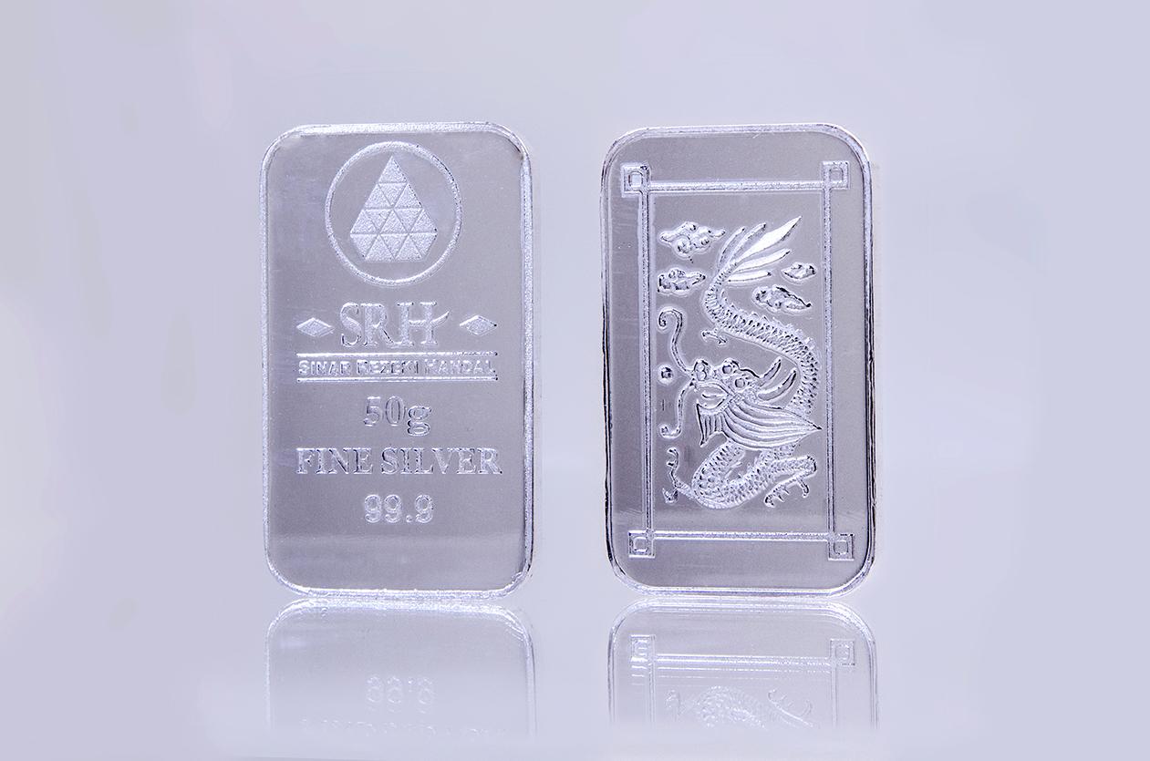 Perak 50 Gram