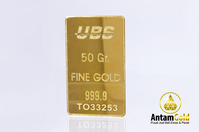 Emas Lm Ubs 9999 Indogold Support